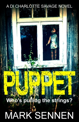 Puppet book cover